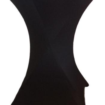 Mange-debout avec housse noire. Nous vous proposons toute une gamme de coloris.